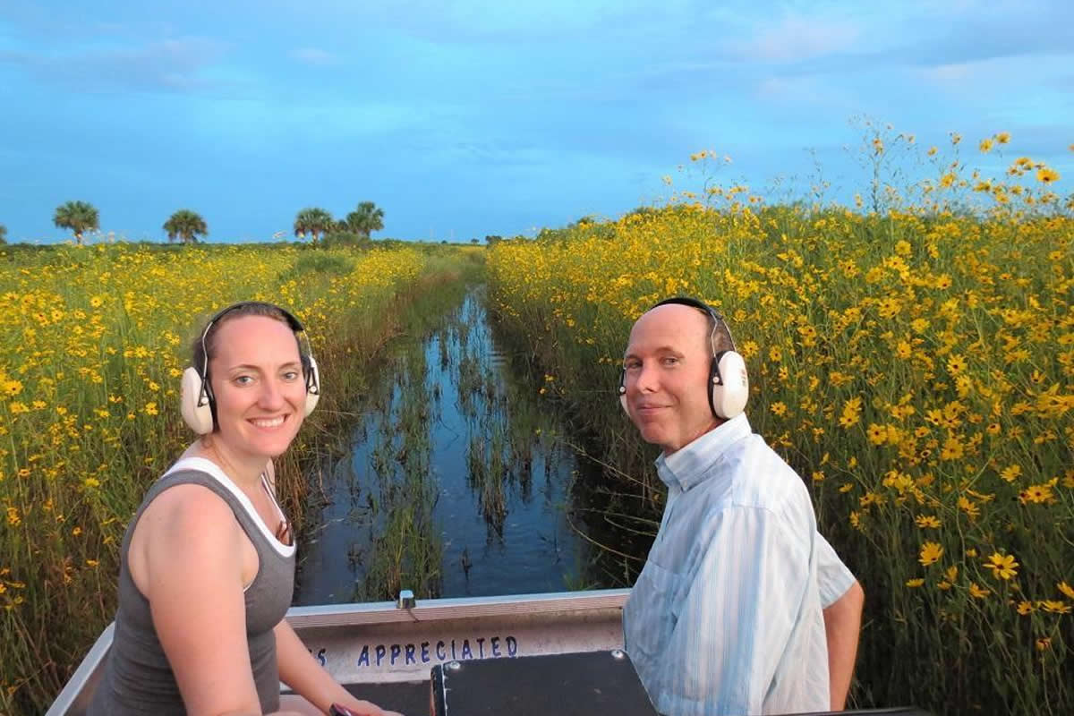 Don't ever visit Florida without planning an airboat Tours in Orlando