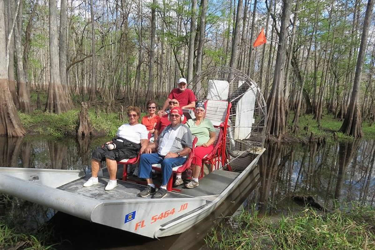 Tips to convince your boss to take you on an airboat tour in Orlando