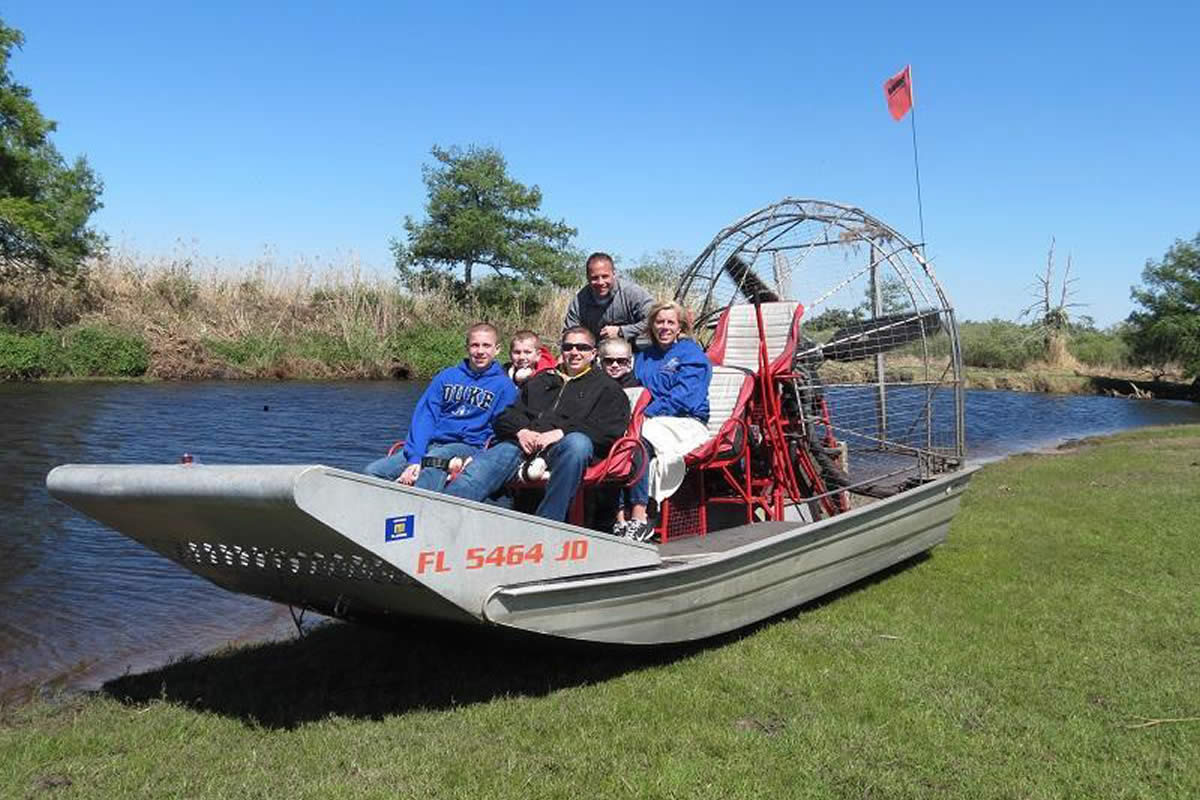 What to Expect on an Orlando Airboat Tour