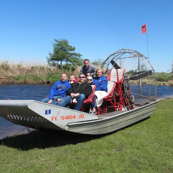 Switch Grass Outfitters Airboat Tours Guided Hunts
