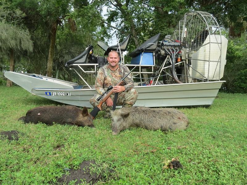 Switchgrass Outfitters Wild Hog Hunts